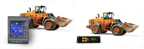 Loader and Excavator Scales